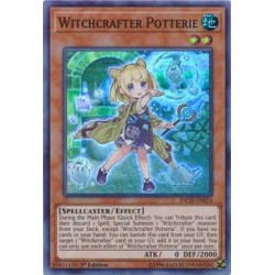 Witchcrafter Potterie - INCH-EN014