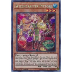 Witchcrafter Pittore - INCH-EN015