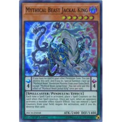 Mythical Beast Jackal King - INCH-EN048