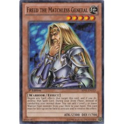 Freed the Matchless General - SDWS-EN006