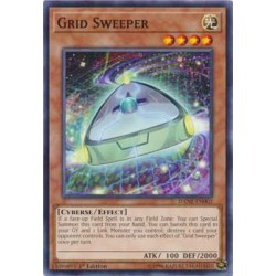 Grid Sweeper - DANE-EN002