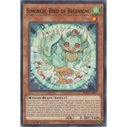 Simorgh, Bird of Beginning - RIRA-EN017