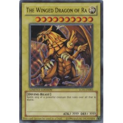 The Winged Dragon of Ra - LC01-EN003