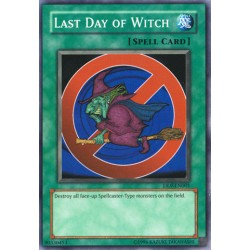 Last Day of Witch - DL9-EN001