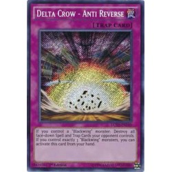 Delta Crow - Anti Reverse - DL17-EN019 - Blue