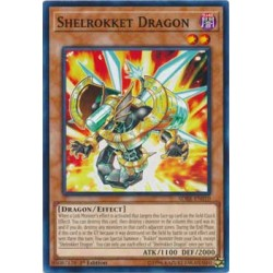 Shelrokket Dragon