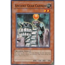 Ancient Gear Cannon - SD10-EN016