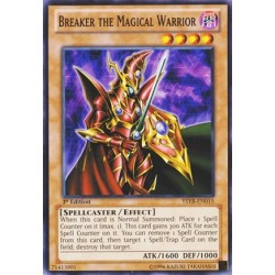 Breaker the Magical Warrior - SDSC-EN011