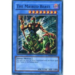 The Masked Beast - DL2-001