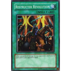 Restructer Revolution - DL5-EN001