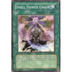 Spell Power Grasp - SDSC-EN020