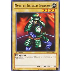 Masaki the Legendary Swordsman - SDJ-007