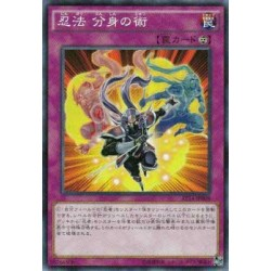 Ninjitsu Art of Duplication - AT14-JP008