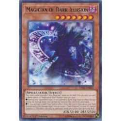 Magician of Dark Illusion