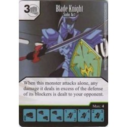 Blade Knight - Solo Act - DM-043