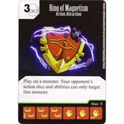 Ring of Magnetism - Action Attraction - DM-063