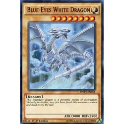 Blue-Eyes White Dragon - MVP1-ENS55 - Secret Rare