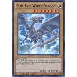 Blue-Eyes White Dragon - MVP1-ENSV4