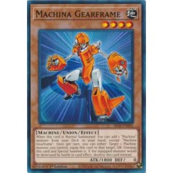Machina Gearframe