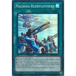 Machina Redeployment