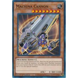 Machina Cannon - SR10-EN009