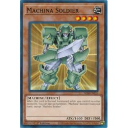 Machina Soldier - SR10-EN010