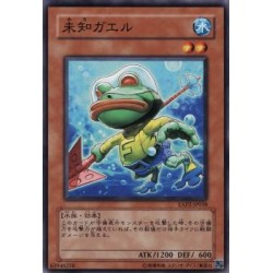 Submarine Frog - EXP2-JP038