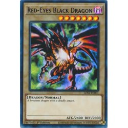 Red-Eyes Black Dragon - LDS1-EN001