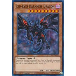 Red-Eyes Darkness Dragon - LDS1-EN003