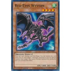 Red-Eyes Wyvern - LDS1-EN005