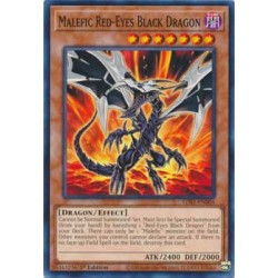 Malefic Red-Eyes Black Dragon - LDS1-EN006