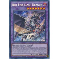 Red-Eyes Slash Dragon - LDS1-EN014