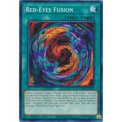 Red-Eyes Fusion - LDS1-EN017