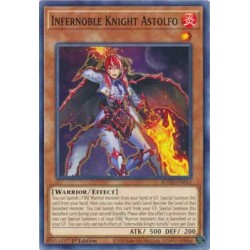 Infernoble Knight Astolfo - ROTD-EN012