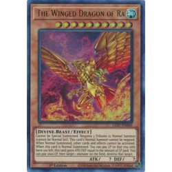 The Winged Dragon of Ra - LED7-EN000