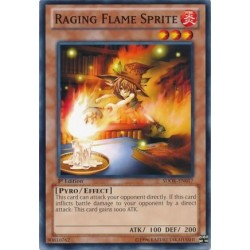 Raging Flame Sprite - SD3-EN010