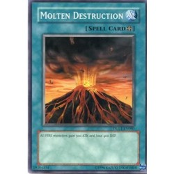 Molten Destruction - SD3-EN016