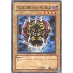 Melchid the Four-Face Beast - LON-012