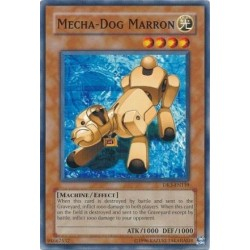 Mecha-Dog Marron - FET-EN019