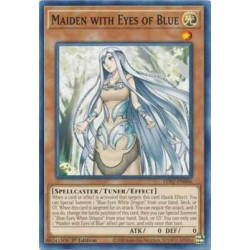 Maiden with Eyes of Blue - LDS2-EN006