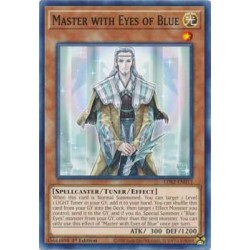 Master with Eyes of Blue - LDS2-EN012