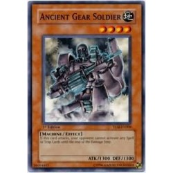 Ancient Gear Soldier - TLM-EN008