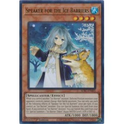 Speaker for the Ice Barriers - SDFC-EN003