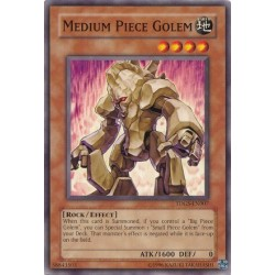Medium Piece Golem - TDGS-EN007