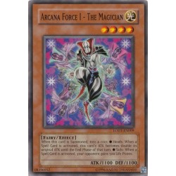Arcana Force I - The Magician - LODT-EN009