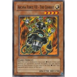 Arcana Force VII - The Chariot - LODT-EN013