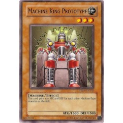Machine King Prototype - SOI-EN012