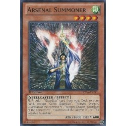 Arsenal Summoner - DCR-004