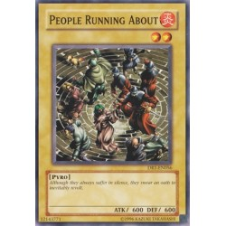 People Running About - MFC-001