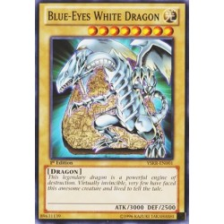 Blue-Eyes White Dragon - SDBE-EN001